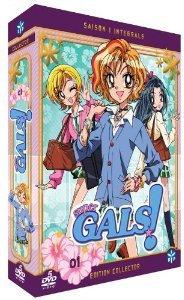 Super Gals ! Coffrets Collector DVD 1 Série TV animée