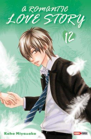 couverture, jaquette A Romantic Love Story 12  (Panini manga)