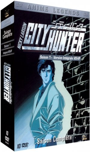 City Hunter - Nicky Larson édition Anime legends
