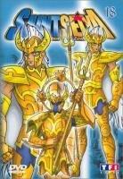 couverture, jaquette Saint Seiya - Les Chevaliers du Zodiaque 18 UNITE  -  VF (AB Production)