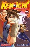 Kenichi - Le Disciple Ultime # 25
