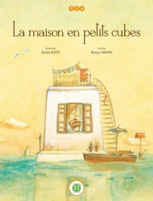 couverture, jaquette La maison en petits cubes   (nobi nobi!)