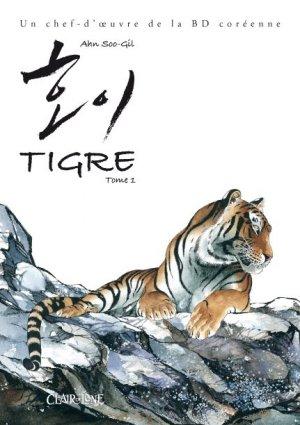 Tigre édition Simple