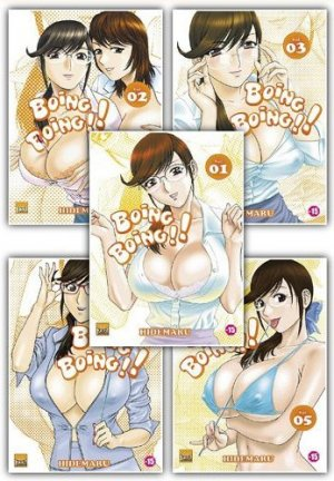 Boing Boing édition Pack intégral