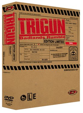 Trigun - Badlands Rumble édition DVD Collector