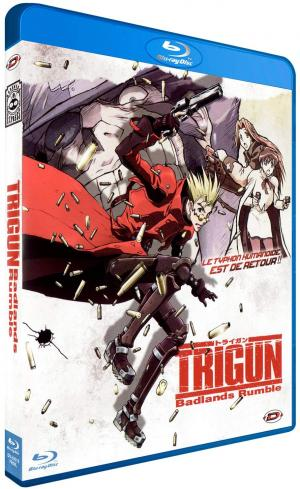 Trigun - Badlands Rumble édition Blu-ray Français