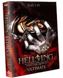 Hellsing - Ultimate édition Intégrale DVD