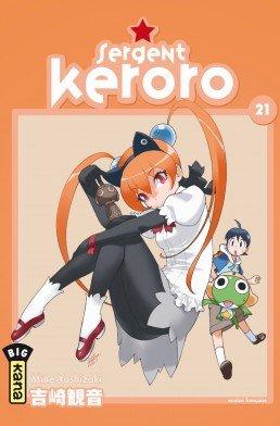 Sergent Keroro # 21