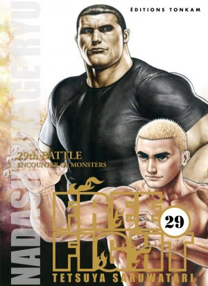couverture, jaquette Free Fight - New Tough 29  (Tonkam)