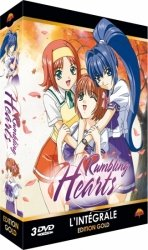 Rumbling Heart édition INTEGRALE GOLD VOSTFR/FR