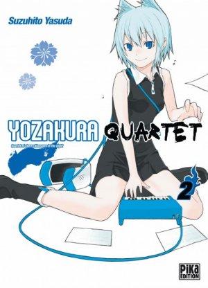 Yozakura Quartet T.2