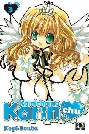 Kamichama Karin Chu T.3