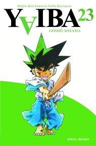 couverture, jaquette Yaiba 23  (soleil manga)