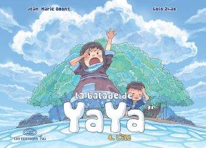 La Balade de Yaya T.4