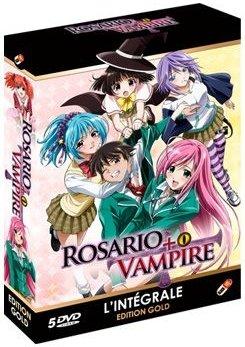 Rosario   Vampire édition Intégrale Gold DVD