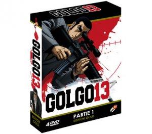 Golgo 13 édition EDITION GOLD