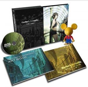 Mardock Scramble - Film 1 : The First Compression édition Blu-ray Japonais Ed. Limitée