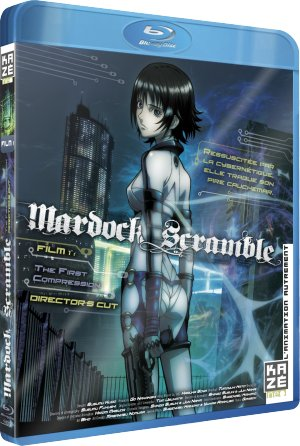 Mardock Scramble - Film 1 : The First Compression édition Blu-ray