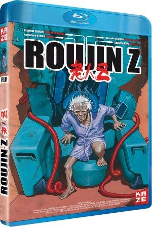 Roujin Z édition Blu-ray