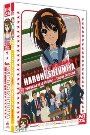 La Mélancolie de Haruhi Suzumiya édition Intégrale Saison 2