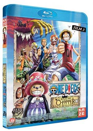 One Piece - Film 03 : Le Royaume De Chopper, L'Île Des Bêtes Géantes édition Blu-ray