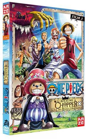 One Piece - Film 03 : Le Royaume De Chopper, L'Île Des Bêtes Géantes #1