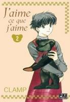 couverture, jaquette J'aime ce que J'aime 2  (Pika) Manga