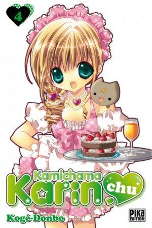 Kamichama Karin Chu T.4