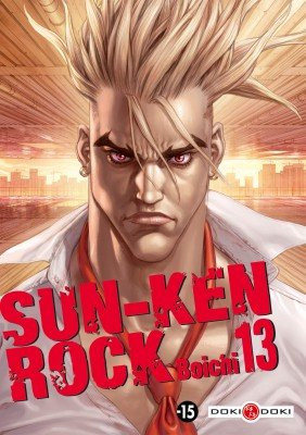 Sun-Ken Rock T.13