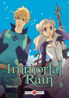 Immortal Rain #8