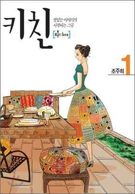 Kitchen édition Coréenne