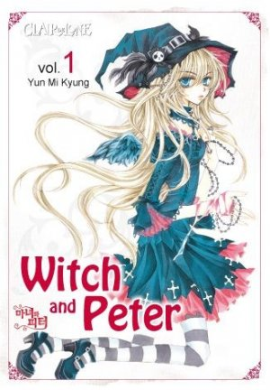 Witch and Peter édition Simple
