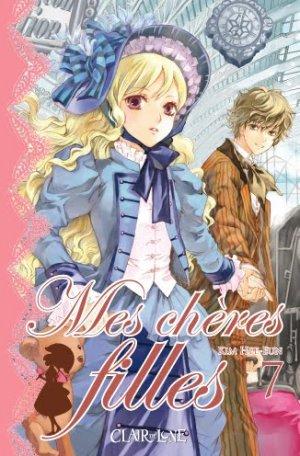 couverture, jaquette Mes chères filles 7  (Clair de lune Manga)