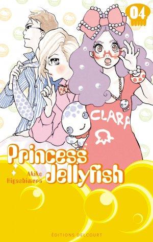 Princess Jellyfish T.4