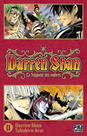 Darren Shan T.11