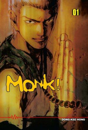 Monk ! T.1