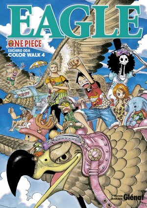 One Piece - Color Walk # 4
