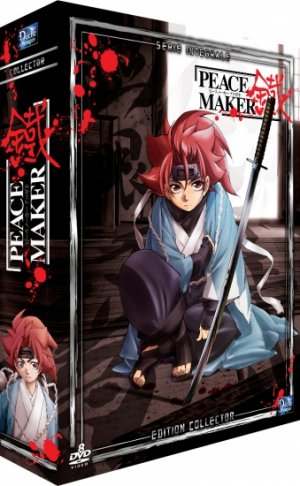 Peace Maker Kurogane édition COLLECTOR  -  VO/VF
