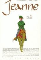 couverture, jaquette Jeanne 1  (Tonkam)