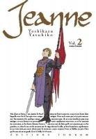 couverture, jaquette Jeanne 2  (Tonkam)