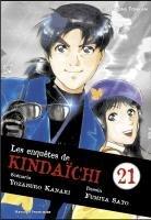 couverture, jaquette Les Enquêtes de Kindaïchi 21  (Tonkam)