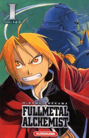 Fullmetal Alchemist édition Steel edition