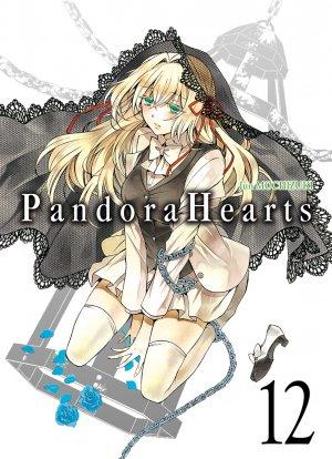 Pandora Hearts T.12