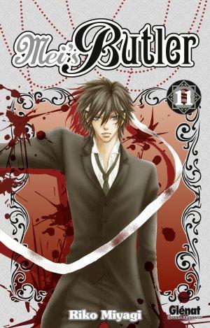 couverture, jaquette Mei's Butler 11  (Glénat Manga)