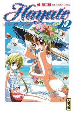 Hayate the Combat Butler 12