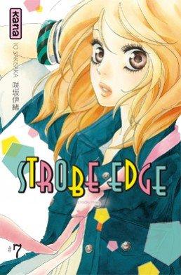 couverture, jaquette Strobe Edge 7  (kana) Manga