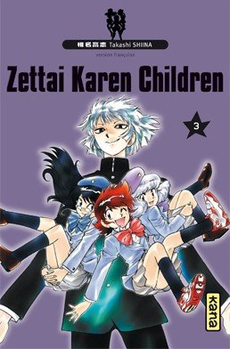 Zettai Karen Children # 3