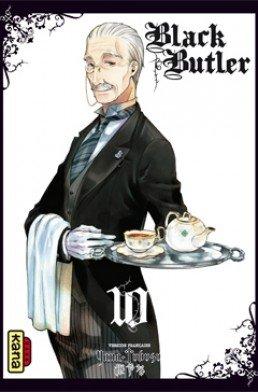 Black Butler T.10