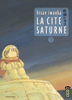 La cité Saturne T.7