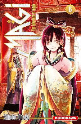 Magi - The Labyrinth of Magic # 6